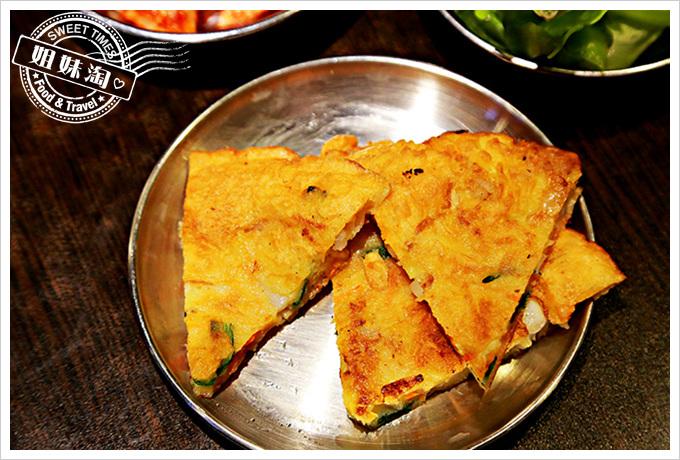 槿韓食堂-海鮮煎餅