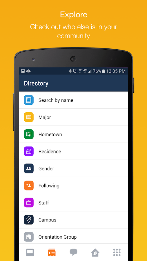 Schools App- screenshot