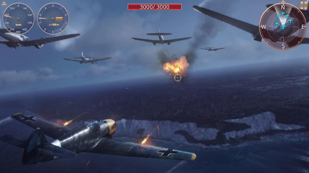 Sky Gamblers: Storm Raiders 2  poster 2