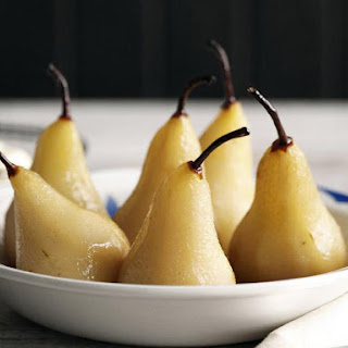 Glazed Pear Dessert Recipes
