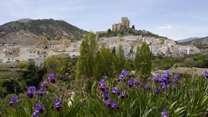 Imagen de archivo del castillo de Vélez Blanco.