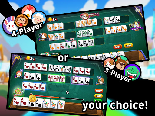 Rummy Pop! The newest, most exciting Rummy Mahjong screenshot 3