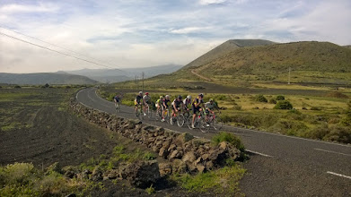 Photo: Group riding (long tour)