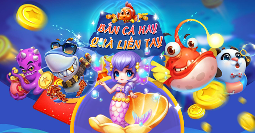 Ban Ca Online u2013 Ban Ca 3D 2018 - Ban Ca Sieu Thi 1.0 1