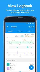 Glooko - Track Diabetes Data- screenshot thumbnail