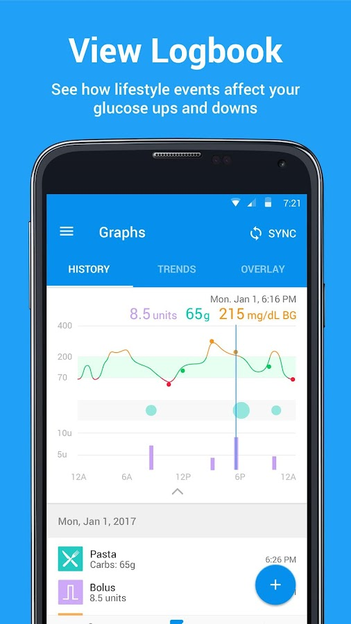 Glooko - Track Diabetes Data- screenshot