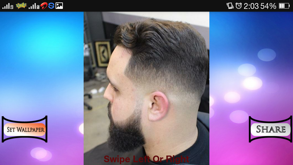 Brilliant Beard Styles And Designs Android Apps On Google Play Short Hairstyles Gunalazisus