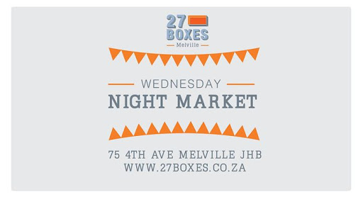 Wednesday Night Market : 27 Boxes in Melville