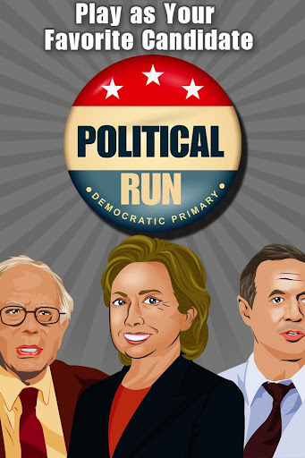 Political Run - Democrat