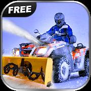 Winter Snow Blower Truck Sim
