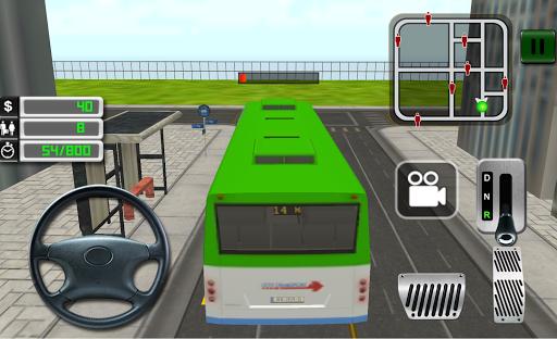 Real Bus Driving Simulator 3.9 screenshots 2