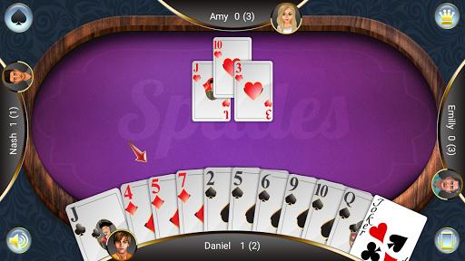 Spades: Card Game filehippodl screenshot 3
