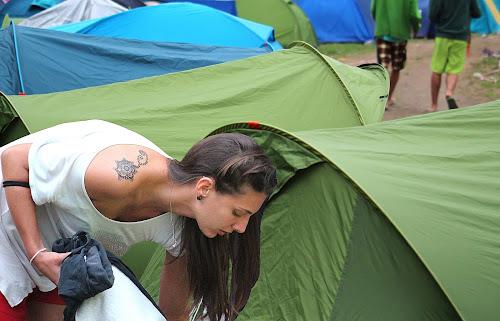 campeggio di Naldina Fornasari