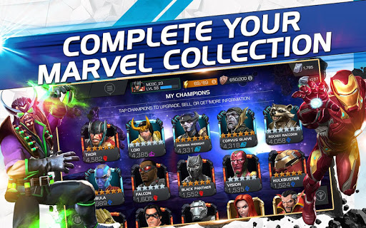 MARVEL Contest of Champions cheat screenshots 3
