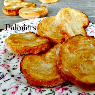 3 Ingredient French Palmiers Recipe (Elephant Ear Cookies)