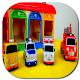 Машинки-Помощники - Полицейская машина Android apk