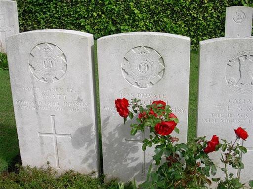 Alexander Mitchell grave