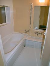 Photo: 内風呂 室内浴室 bathroom