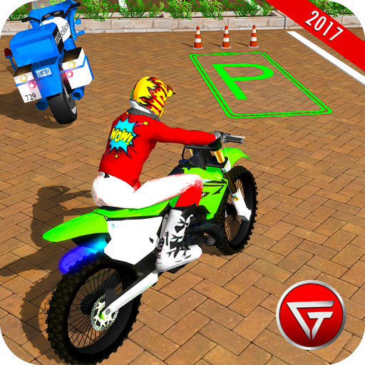 Bike Parking Game 2017: City Driving Adventure 3D