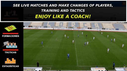 MANAGER REAL FOOTBALL - THIS IS NOT A GAME screenshots 4