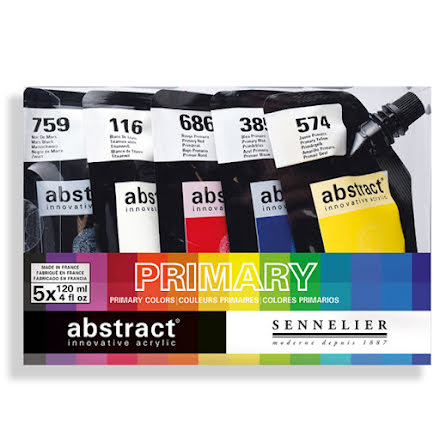 Abstract Intro set 5x120ml