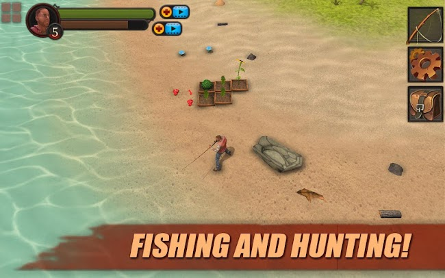 Survival Game: Lost Island PRO mod apk