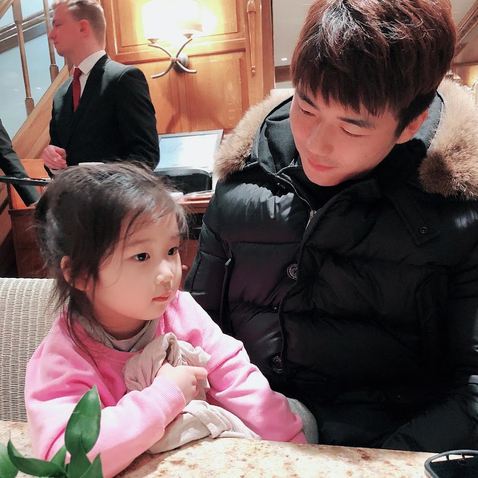 ki sung yeong daughter 2