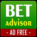 Bet Advisors - AD FREE icon