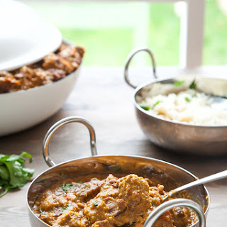 Slow Cooked, One-Pot, Melt-in-the-Mouth Lamb Korma Recipe