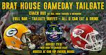 GB vs KC 8/29/19 - Lambeau Field VIP Tailgate Party + Coach Bus