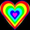 Live Wallpaper Rainbow icon