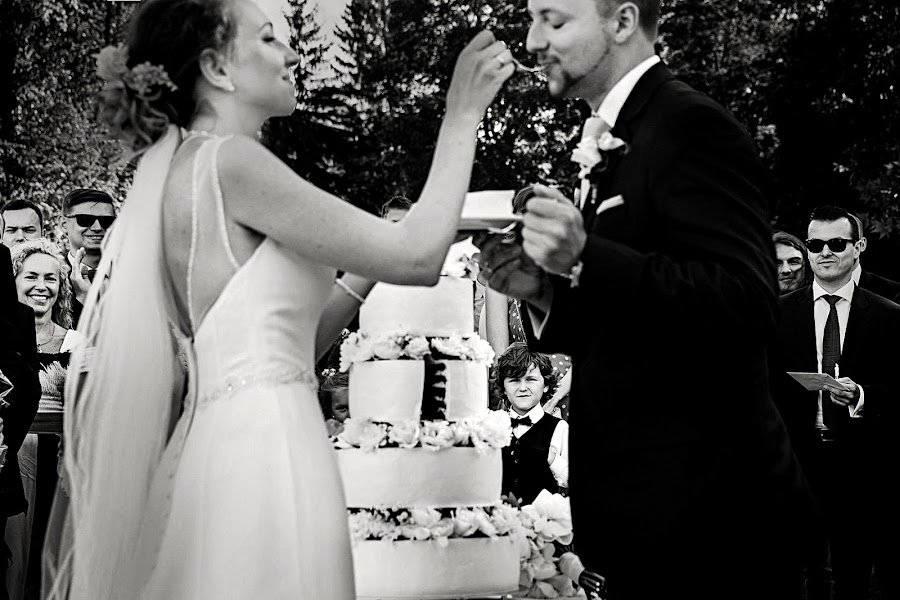 Wedding photographer Sergio Mazurini (mazur). Photo of 24.10.2017