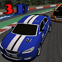 Turbo High Speed Car Racing 3D icon
