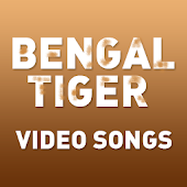 Video songs of Bengal Tiger