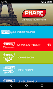 PHARE FM screenshot 0