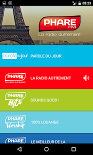 PHARE FM- screenshot thumbnail