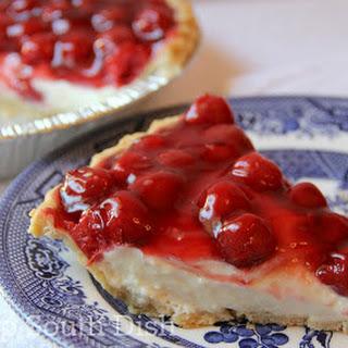 Cherry-O Cream Cheese Pie