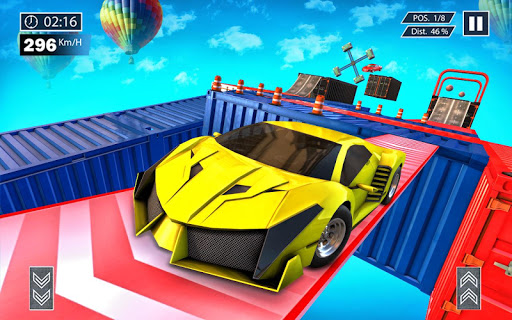Mega Ramp Stunts Gt Racing filehippodl screenshot 5