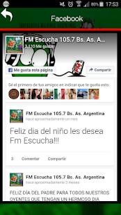 ESCUCHA FM LA RADIO DE LA FAMILIA - náhled