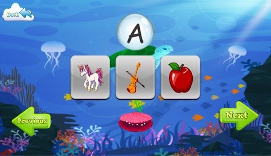 ABC Alphabet Learning: Grammar, Writing, Puzzle- screenshot thumbnail