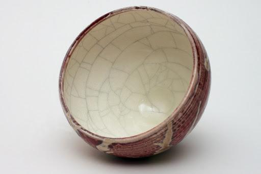 Bruce Chivers Ceramic Raku Tea Bowl 02