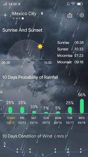 Weather Forecast 1.5.1 screenshots 7
