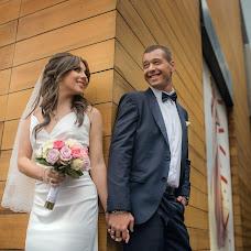 Wedding photographer Galina Mescheryakova (GALLA). Photo of 25.09.2018