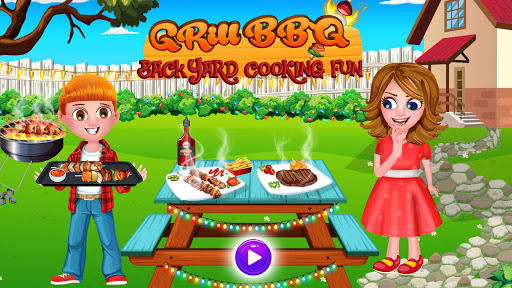 Grill BBQ Backyard Cooking Fun ss1