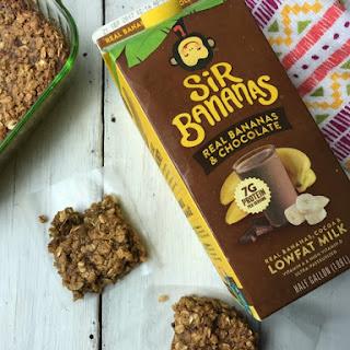 Peanut Butter Banana Oatmeal Bars Recipe