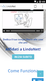LindoNet- screenshot thumbnail