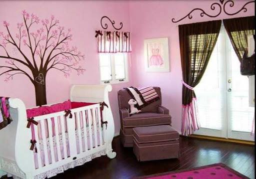 赤ちゃん保育ルームのデザイン