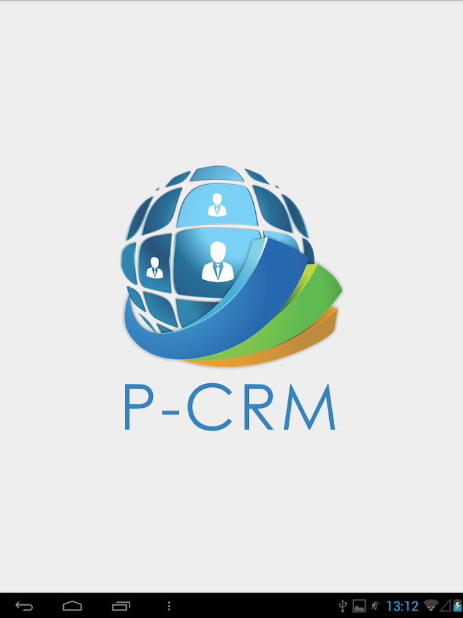 P-CRM- screenshot