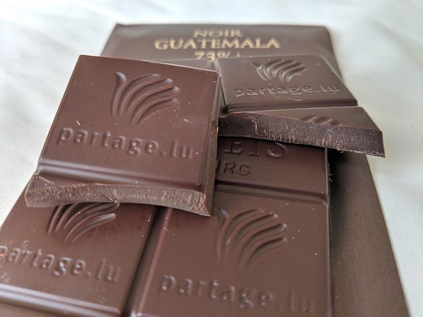 73% Guatemala Oberweis Bar