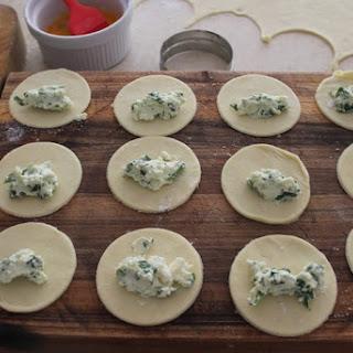 Gluten Free Ravioli! Big Batch! Home Made Pasta! Recipe